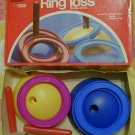 Pressman Ring Toss Double Action 1979 Game 2087 Complete