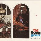 Governors House InnSouth Motor Inn Alabama vintage postcard