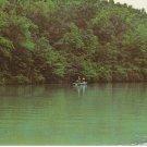 Mill Creek Road Russellville Arkansas Lake Dardanelle fishing postcard
