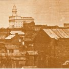 Nauvoo Temple Illinois LDS Mormon vintage postcard Latter Day Saints