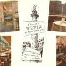 Basilica Vlpia Ai Froi Imperiali Restaurant Italy vintage postcard