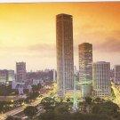 Westin Stamford tallest hotel Singapore postcard