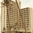 Park Shore Hotel Waikiki Honolulu Hawaii vintage postcard