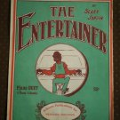 The Entertainer Joplin 1 Piano 4 Hands Duet John Schaum sheet music