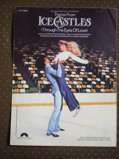 Theme From Ice Castles (Through The Eyes Of Love) Sheet Music Carole Sager