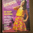 Modern Needlecraft No 54 Spring Issue 1968 Magazine