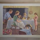 God's Many Gifts Providence Lithograph Vintage Brisley print