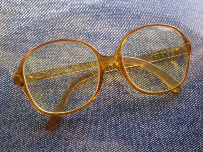 Christian Dior Optyl CD Eyeglass Frame 1143 Vintage Germany