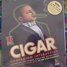 Cigar Companion Interactive inroads V2 1997 CD-ROM Win Mac