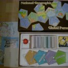 National Geographic Global Pursuit Game 1987 Geography Complete