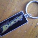Mighty Ducks Keychain Key Chain Anaheim Enamel
