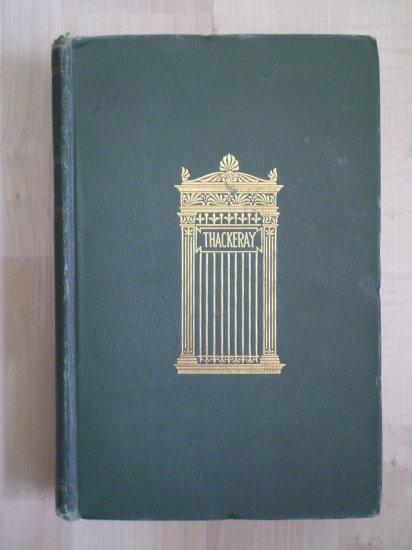 Thackeray's Works Henry Esmond Catherine Denis Duval Crowell 1852 HB