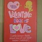 Valentine Book of Love American Greetings Tom Morgan Book