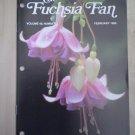 Fuchsia Fan Vol 48 #2 February 1988 Magazine