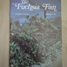 Fuchsia Fan Vol 47 #9 September 1987 Magazine