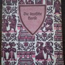 Die Deutsche Hanse Deutsche Volkheit Eugen Diederichs 1926 Book German