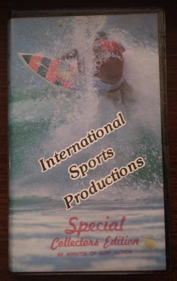 International Sports Productions VHS Marui Pro Class Trials 83-84