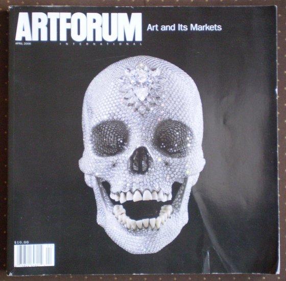 ArtForum International Arts and Its Markets April 2008 Art Forum XLVI 8