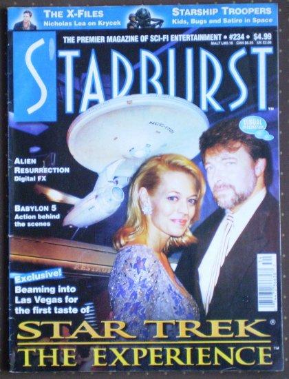 Starburst Magazine 234 Sci-Fi February 1998 Vol 20 6
