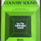 Country Sound Gulbransen E Z Play Music Chord O Matic Songbook 1975