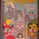 Walt Disney Disneyland Coloring Book Whitman 1004 1 49 1969
