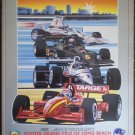 1999 Toyota Grand Prix Long Beach 25 Anniversary Souvenir Program