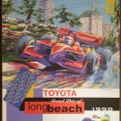 1998 Toyota Grand Prix Long Beach Souvenir Program