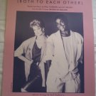 Friends and Lovers Sheet Music Both To Each Other Days of Our Lives Gordon Gruska