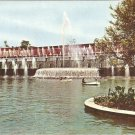 Vintage Postcard Fuente en el Parque Alcalde Fountain Mexico Guadalajara