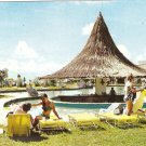 Vintage Postcard Alberca del Hotel Tapatio Swimming Pool Mexico
