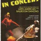 Brigham Young University Ballroom Dance Company In Concert Program 1994