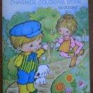 Hallmark Charmer Coloring Book Small 50PF 146-4