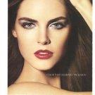 Estee Lauder Lipstick 2007 2-page Ad