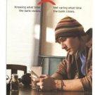 Citibank Citi Mobile Service 2007 2-page Ad