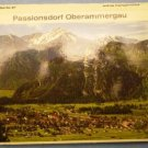 Upper Bavaria Souvenir Folder Photographs Oberammergau 97 Farbphotos