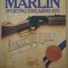 Marlin Sporting Firearms 1975 Catalog Brochure