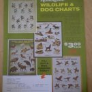 Remington Wildlife Dog Charts Order Form Ad SL-400