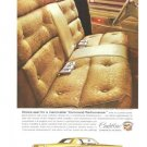 Cadillac Command Performance Sedan deVille 1968 Vintage Ad