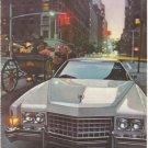 Cadillac Eldorado Car Vintage 2-page Ad 1972