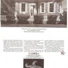 F J Cooper Jeweler Montego Bay Vintage Ad 1966