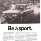 BMW 2800 Sedan Bavarian Motor Works Car Vintage Ad 1970