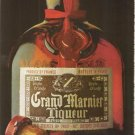 Grand Marnier Licqueur A Great Dinner Continued Vintage Ad 1973