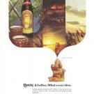Kahlua and Coffee Cozy Idea Vintage Ad 1973