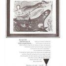 James B Lansing Sound Loudspeakers Components JBL LA Bastille Chagall Vintage Ad 1967