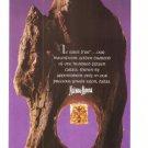 Neiman Marcus Le Soilei D'Or Golden Diamond Vintage Ad 1967