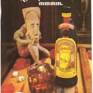 Kahlua Black Russian Coffee Liqueur Mexico Vintage Ad 1978
