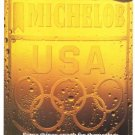 Michelob Beer USA Some Things Speak For Themselves Vintage Ad 1984 Olympic Games