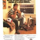 General Electric Major Appliance Business Group GE Vintage Ad 1984 Olympic Games