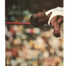 Maxell HGX High Grade Epilaxial Videocassette VHS Tape 2-page Vintage Ad 1984 Olympics