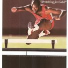 Kodak Video Cassette Tape Edwin Moses Moments of Gold 2-page Vintage Ad 1984 Olympics